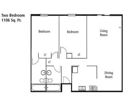 2 Beds - Tanglewood at 500 Bermuda Ln in Louisville KY is a Apartment