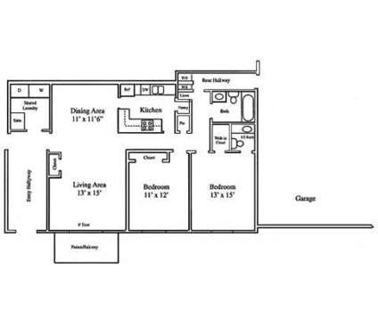 2 Beds - Greenleaf Manor Apartment Homes at 2100 East Bristol St in Elkhart IN is a Apartment