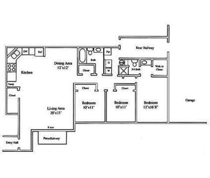 3 Beds - Greenleaf Manor Apartment Homes at 2100 East Bristol St in Elkhart IN is a Apartment