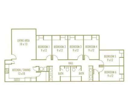 5 Beds - Bengal Creek at 2100 S 2nd Ave in Pocatello ID is a Apartment