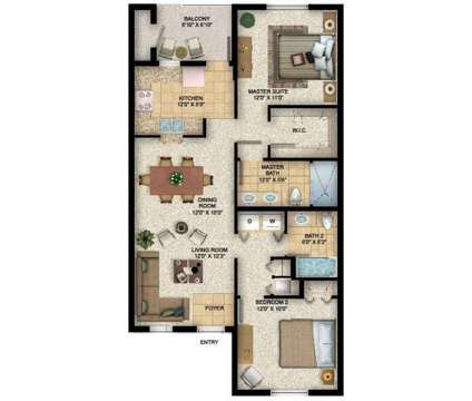 2 Beds - Portofino Cove at 4180 Umbria Ln #712 in Fort Myers FL is a Apartment