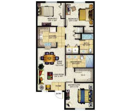 3 Beds - Portofino Cove at 4180 Umbria Ln #712 in Fort Myers FL is a Apartment