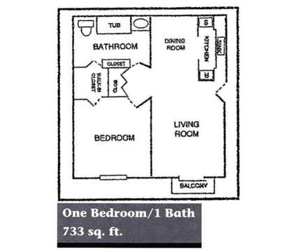 1 Bed - The Legacy at 5515 Hunt Club Ln in Louisville KY is a Apartment