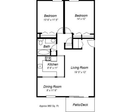 2 Beds - Burton Ridge at 3424 Burton Ridge Rd Se in Grand Rapids MI is a Apartment