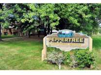 1 Bed - Peppertree Apartments