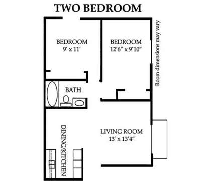 2 Beds - Peppertree Apartments at 1842 S 11th St in Kalamazoo MI is a Apartment