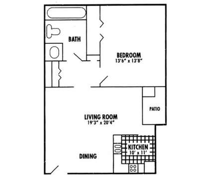 1 Bed - Ashton Woods at 4645 Drummond Boulevard in Kentwood MI is a Apartment
