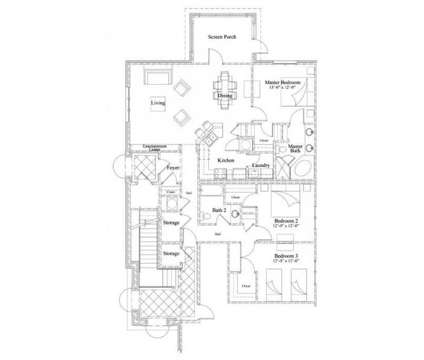 3 Beds - The Park Apartment Homes at 2100 Legends Drive in Prattville AL is a Apartment