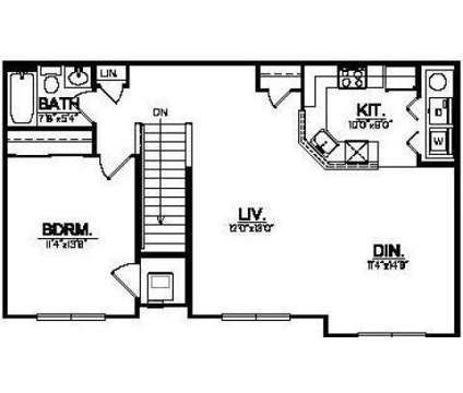 1 Bed - Dover Chase Apartments at 2243 Massachusetts Avenue in Toms River NJ is a Apartment
