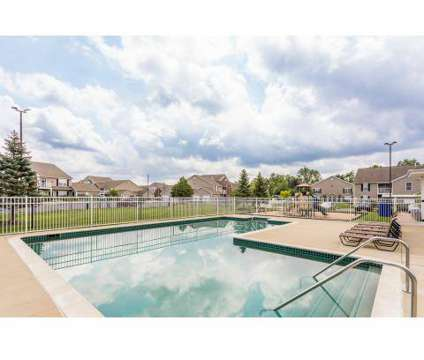 1 Bed - Hunters Ridge Apartments & Townhomes at 4060 Springer Way in East Lansing MI is a Apartment
