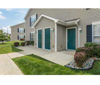 2 Beds - Hunters Ridge Apartments & Townhomes at 4060 Springer Way in East Lansing MI is a Apartment