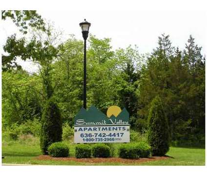 1 Bed - Summit Valley Apartments at 155 Summit Valley Loop in Pacific MO is a Apartment
