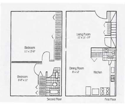 2 Beds - Rolling Pines Apartments at 4650 Ramswood Drive N.e in Grand Rapids MI is a Apartment