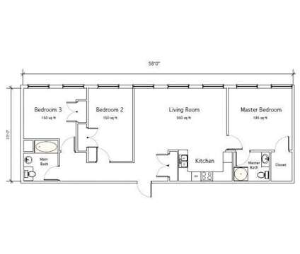3 Beds - Charles Street Apartments at 122 Charles St in Meriden CT is a Apartment
