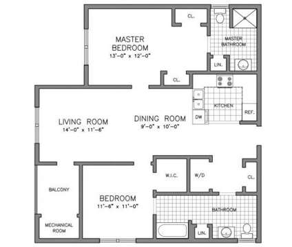 2 Beds - The Point at Sutton Hill at 2 Underhill Rd in Middletown NY is a Apartment
