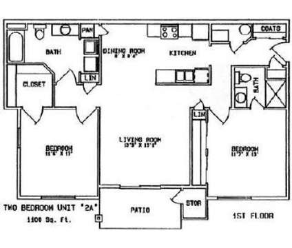 2 Beds - BriarPark Apartments at 11405 Corby Plaza in Omaha NE is a Apartment