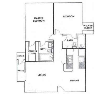 2 Beds - Cielo Ranch at 3829 Gannon Lane in Dallas TX is a Apartment