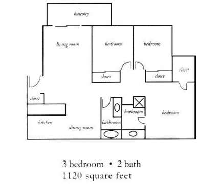 3 Beds - Mi Casita at 3600 Swenson St in Las Vegas NV is a Apartment