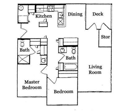 2 Beds - The Landings at Morrison at 20300 Se Morrison Terrace in Gresham OR is a Apartment