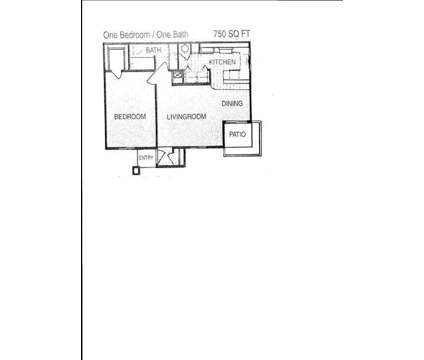 1 Bed - Whispering Meadows at 615 W China Grade Loop in Bakersfield CA is a Apartment