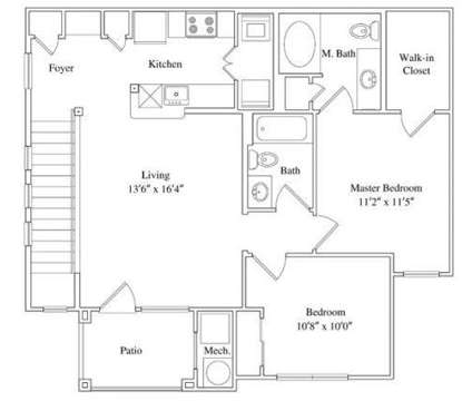 2 Beds - The Mansions At Canyon Ridge at 1 Canyon Ridge Drive in East Windsor CT is a Apartment