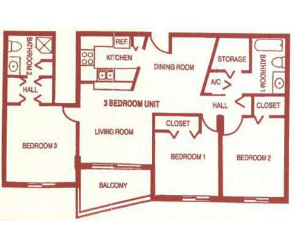 3 Beds - Edison Triplex Communities at 651 Nw 58 St in Miami FL is a Apartment