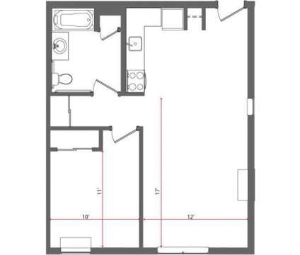 1 Bed - The Hub at Widener at 1470 Providence Ave in Chester PA is a Apartment