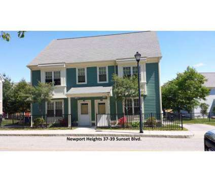 2 Beds - Newport Heights at 59 John H Chafee Boulevard in Newport RI is a Apartment