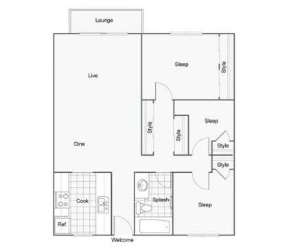 3 Beds - The Row at 25426 98th Ave South in Kent WA is a Apartment