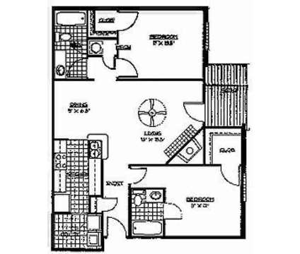 2 Beds - Shillito Park Apartments at 3500 Beaver Place Rd in Lexington KY is a Apartment