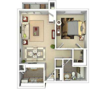 1 Bed - Foothill Place Apartments at 2260 S Foothill Dr in Salt Lake City UT is a Apartment