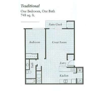 1 Bed - Signature Pointe Apartments at 3509 N Cole Rd in Boise ID is a Apartment