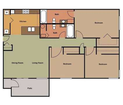 3 Beds - The Village at Columbia at 2500 E Red Cedar Ln in Boise ID is a Apartment