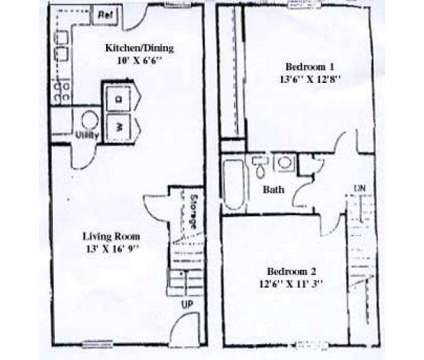 2 Beds - Pinecrest Village at 2380 Pinecrest Dr in Columbus OH is a Apartment