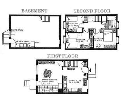 3 Beds - Eastfield Townhomes at 7901 Stratman Road in Dundalk MD is a Apartment