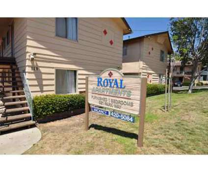 1 Bed - The Royal Apartments at 521 Park Way in Chula Vista CA is a Apartment