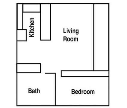 1 Bed - El Gato Penthouse Apartments at 20 E Main St in Los Gatos CA is a Apartment