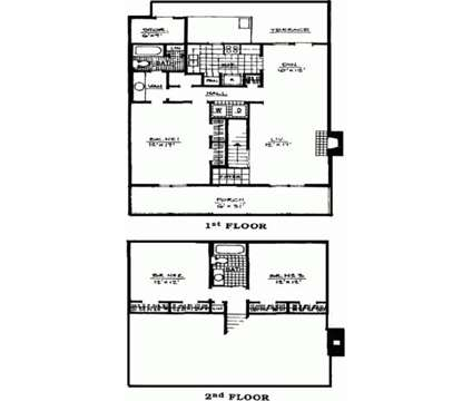 3 Beds - Tanaga Forest at 1293 Hydaburg Ln in Norcross GA is a Apartment