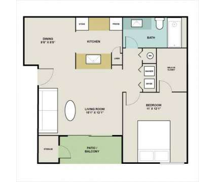 1 Bed - Fisherman's Landing at 8900 Fishermans Point Dr in Temple Terrace FL is a Apartment