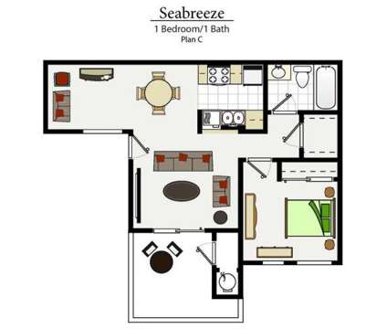 1 Bed - Seabreeze at 100 Larissa Ln in Vallejo CA is a Apartment