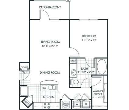 1 Bed - Clairmont at Hillandale at 2901 Bertland Ave in Durham NC is a Apartment