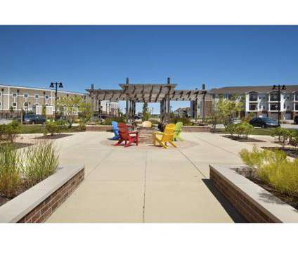 2 Beds - The Blvd at Anson - Zionsville at 6185 Gateway Dr in Whitestown IN is a Apartment