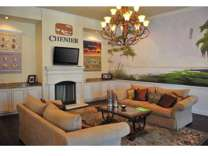1 Bed - Chenier Apartments