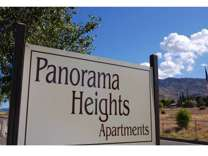 1 Bed - Panorama Heights Apartments