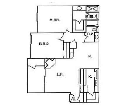 2 Beds - Rancho Del Sol at 4201 W Rochelle Ave in Las Vegas NV is a Apartment