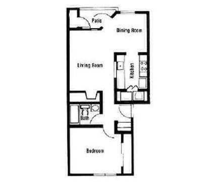 1 Bed - Royal Palms Apartments at 5711 W Tropicana Ave in Las Vegas NV is a Apartment