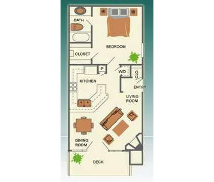 1 Bed - Country Club at 1901 Pinehurst Lane in Mesquite TX is a Apartment