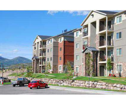 2 Beds - Wasatch Commons (Now Leasing Phase II) at 2790 North Commons Blvd in Heber City UT is a Apartment