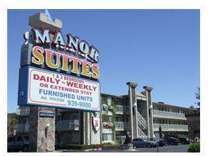 1 Bed - Manor Suites