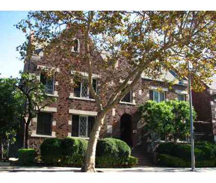 Studio - Edgemont & Banbury Manor at 1716 N Edgemont St in Los Angeles CA is a Apartment